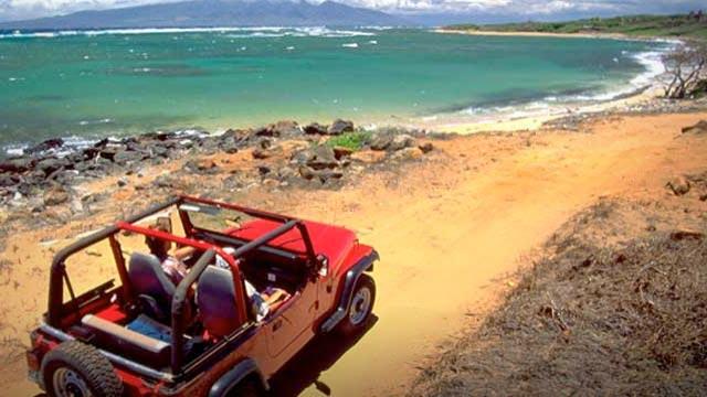 Hawaii Jeep Rental Locations